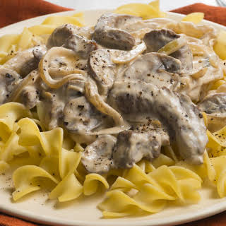 Beef Stroganoff Without Beef Broth Recipes.
