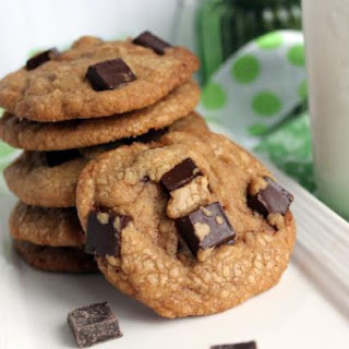 Chocolate Chunk Cookie Butter Cookies