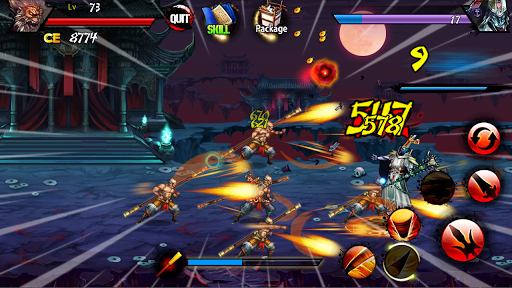 King of war-Monkey king 1.0.9 screenshots 6