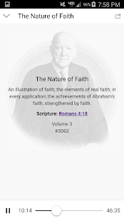 MLJ Sermons App- screenshot thumbnail