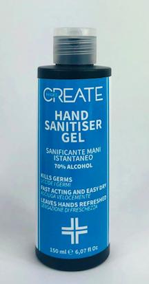 Handsprit gel 150 ml