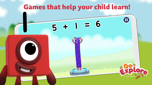 BBC CBeebies Go Explore - Learning games for kids 2.4.1 screenshots 1