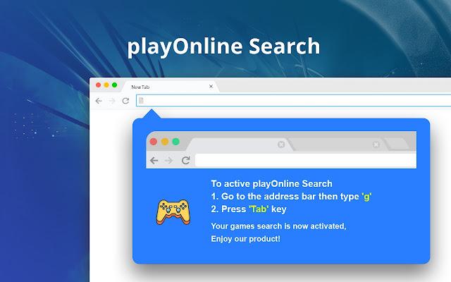 playOnline Search