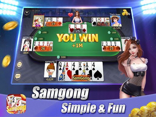 Samgong Indonesia - Classic Poker Card 1.5.5 screenshots 13