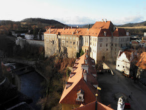 Photo: Castle from Tower