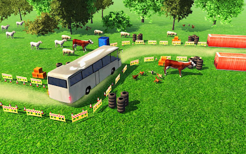 Download Bus Driving Simulator - Coach Parking Games For PC Windows and Mac apk screenshot 6