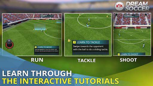 KiX Dream Soccer (KDS)  astuce 2