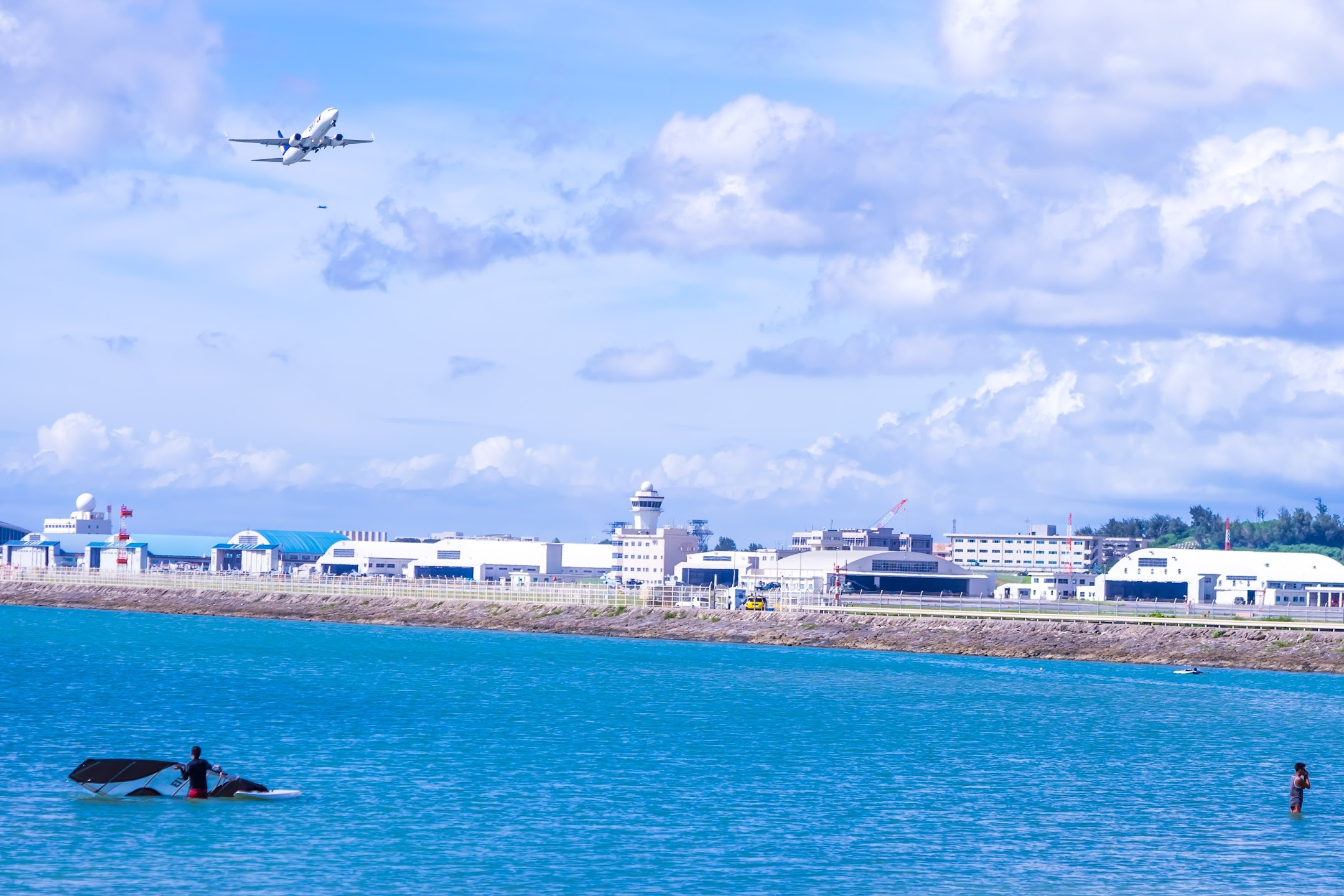 Okinawa Senagajima airplane2