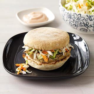 Bahn Mi-Style Turkey Burger.