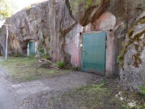 Photo: Fjäderholmarna var marinens ö innan man flyttade till Muskö.