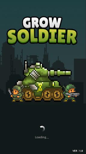 Grow Soldier - Idle Merge game apkdebit screenshots 8