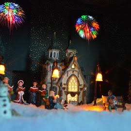 by Nigel Hook - Public Holidays Christmas (  )