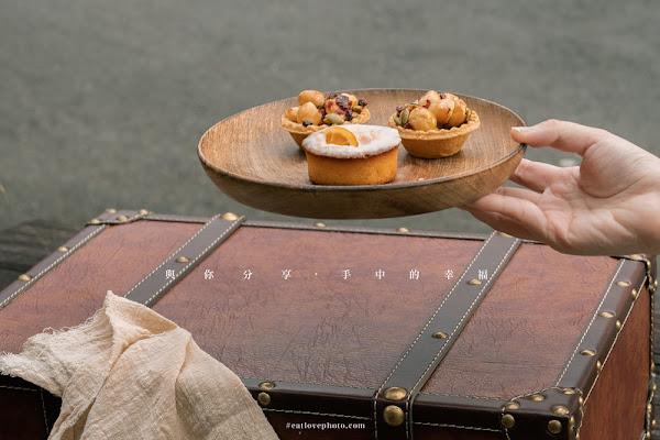 松江南京|Nozomi Bakery:與你分享,手中的幸福|新春禮盒、蛋奶素麵包