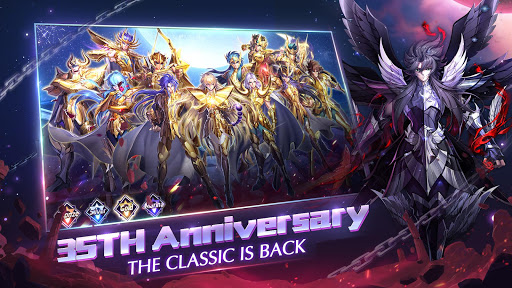 Saint Seiya Awakening: Knights of the Zodiac 1.6.45.1 screenshots 1