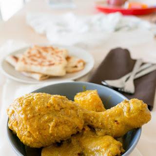 Curry Chicken (Curry Powder Version).