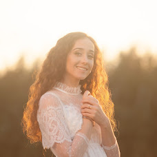 Wedding photographer Kristina Tolstikova (KroXa). Photo of 22.10.2018