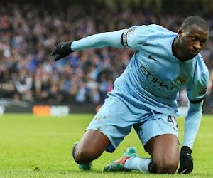Yaya Touré veut continuer dans la durée avec City
