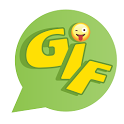 Gifs for whatsapp icon