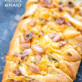 Ham & Cheese Braid Recipe