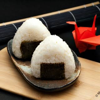 Onigiri Flavors Recipes.