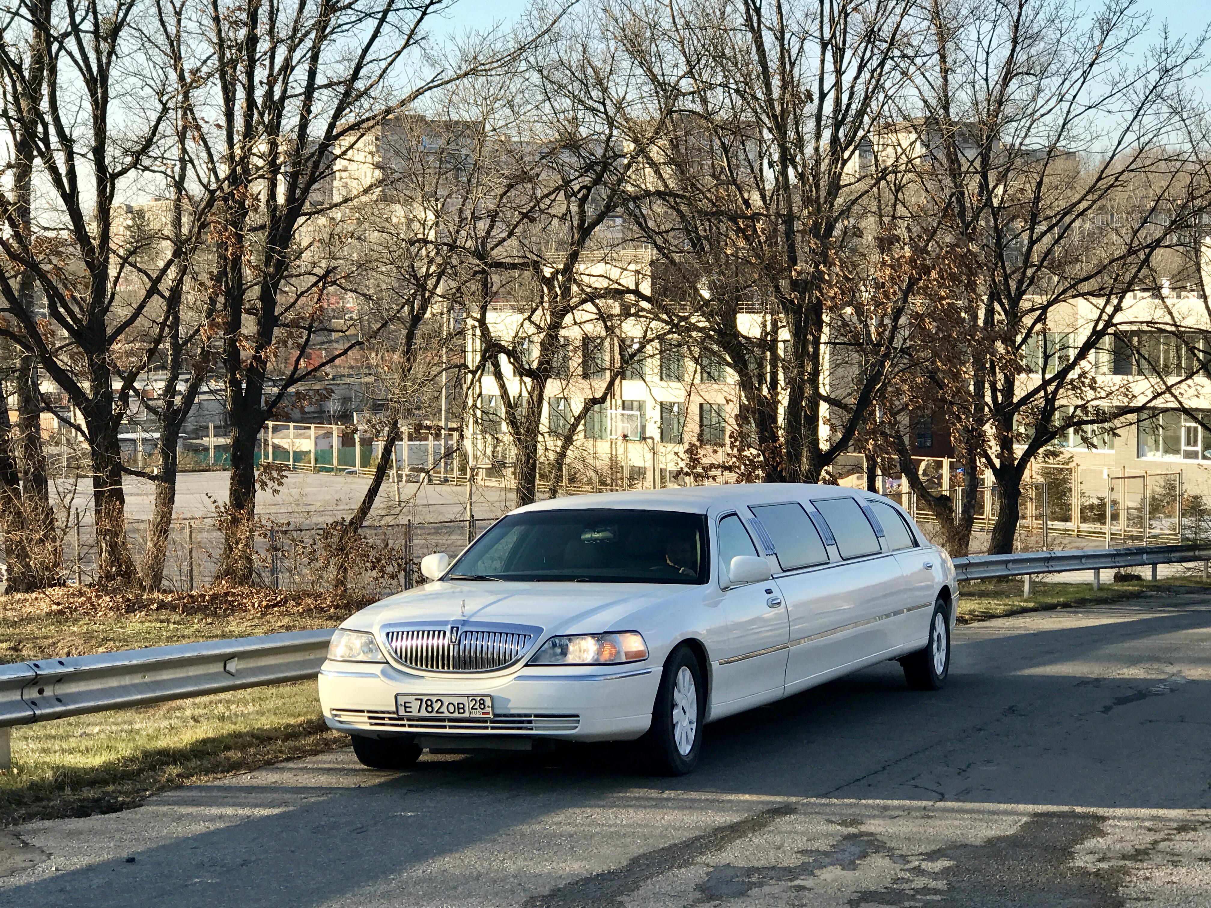 Линкольн так кар в Хабаровске