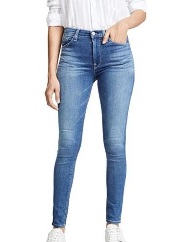 HUDSON Women's Barbara High Waist Skinny Jeans