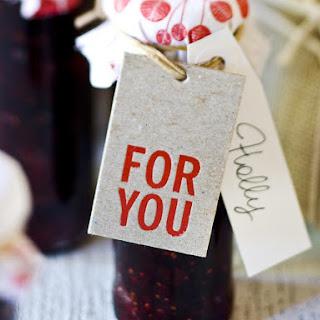 Cranberry and Cinnamon Jam.