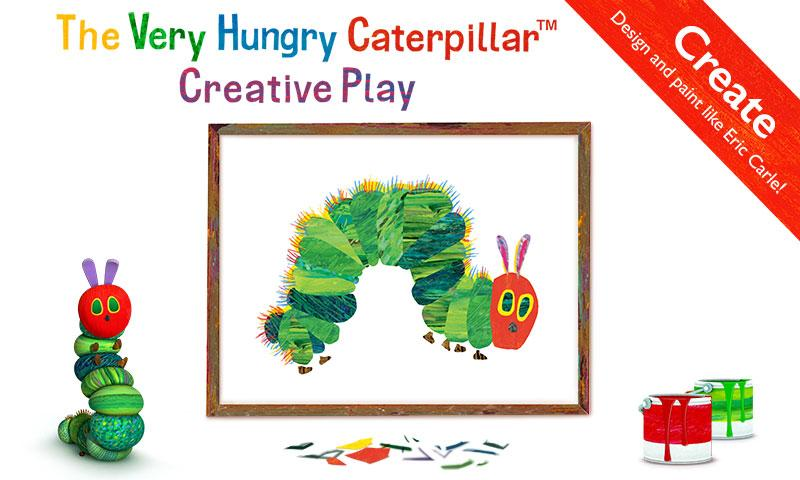 Caterpillar Creative Play- screenshot