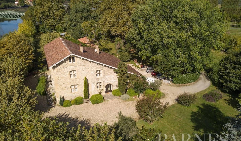 House Saint-Laurent-de-Gosse
