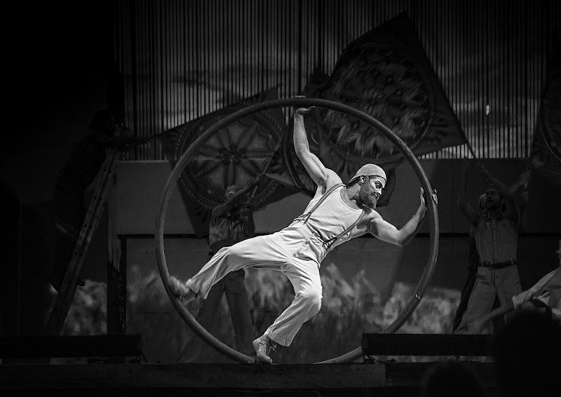 L'equilibrista di Livius