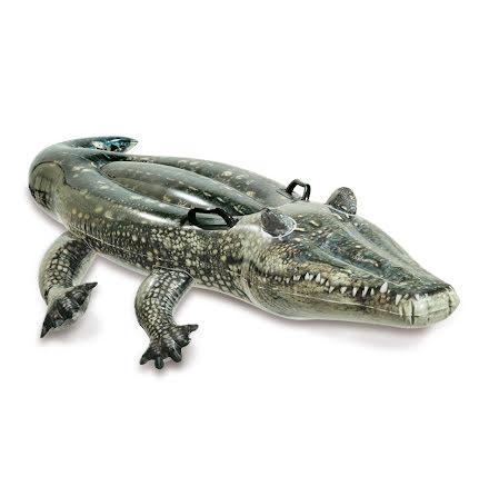 Intex Realistisk Krokodil