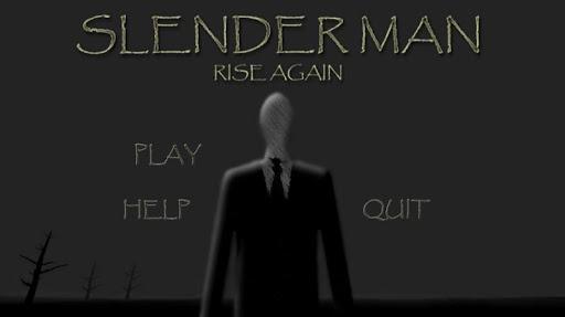 Slender Man: Rise Again (Free) screenshot 1