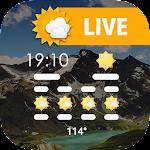 Live Weather Forecast Widgets Icon