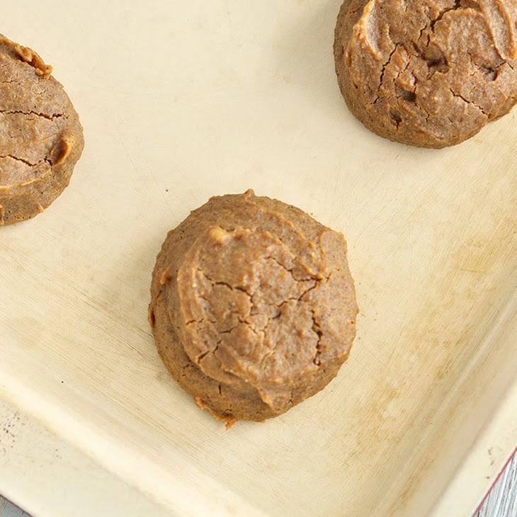 Flourless Vanilla Bean Cookies Recipe
