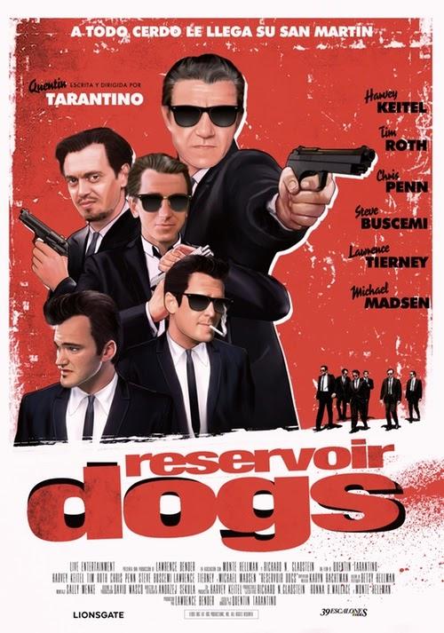 Reestreno Reservoir Dogs