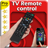 Tv remote control for sony