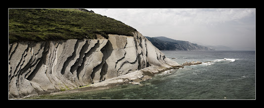 Photo: Flysch de Zumaia