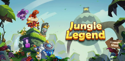 Jungle Legend game (apk) free download for Android/PC/Windows screenshot