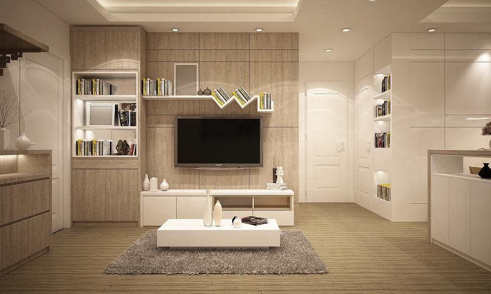 Furniture, Living Room, Modern, Interior Design, Home