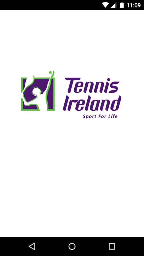 Tennis Ireland- screenshot