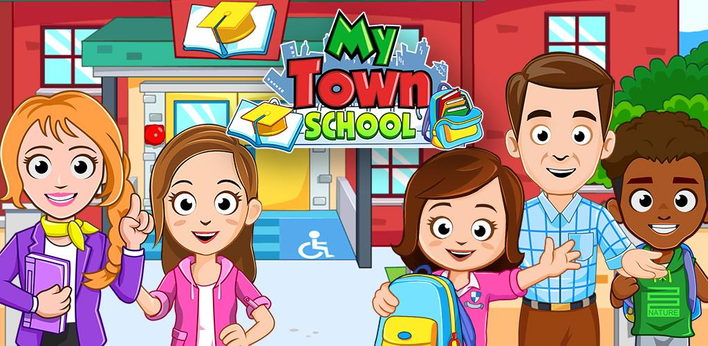 my town school 1 84 apk download mytown school apk free my town school 1 84 apk download