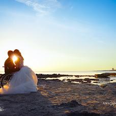 Wedding photographer Antonio Passiatore (passiatorestudio). Photo of 29.11.2018