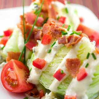 Wedge Salad.