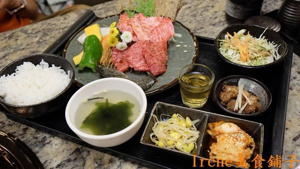 【京昌園日本本格燒肉餐廳】商業午餐划算很多喔(大安區美食)