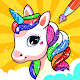 Unicorn Coloring Book & Unicorn Games for Girls