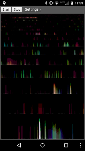 Aurora - Sound Viewer