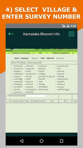 Karnataka Bhoomi Land Info - Apps on Google Play