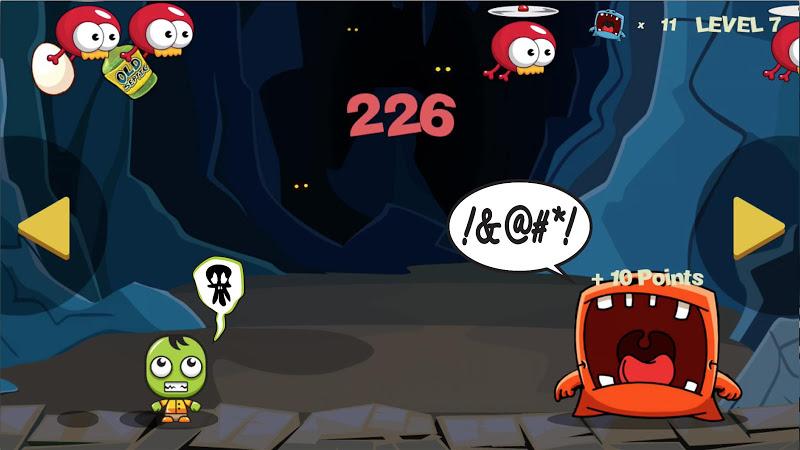 Скриншот Crusher Monster