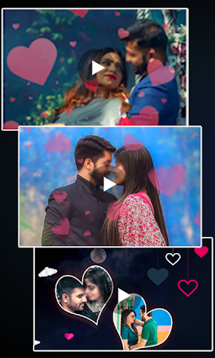 Love Effect Video Maker - with Music screenshot 2