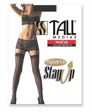 Liguero Tall Stay Up Color